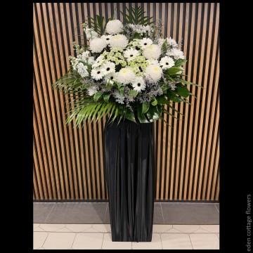 Sympathy Flower Stand CW04