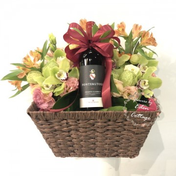 Wine & Flowers WCF5