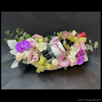 Wine & Flowers WCF1