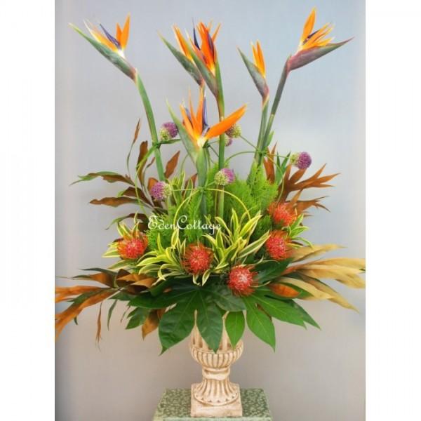 Office Floral DIsplay