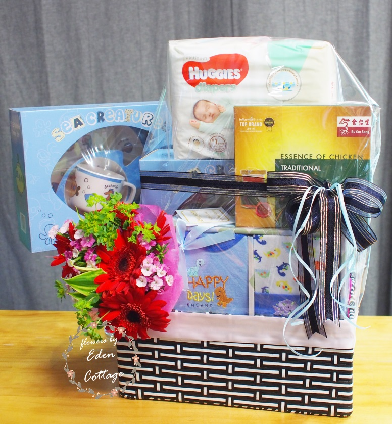 Baby Gifts Hamper NB06