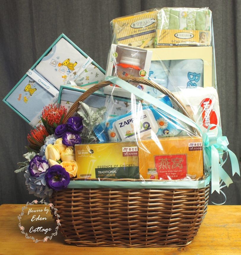 Baby Gifts Hamper NB28