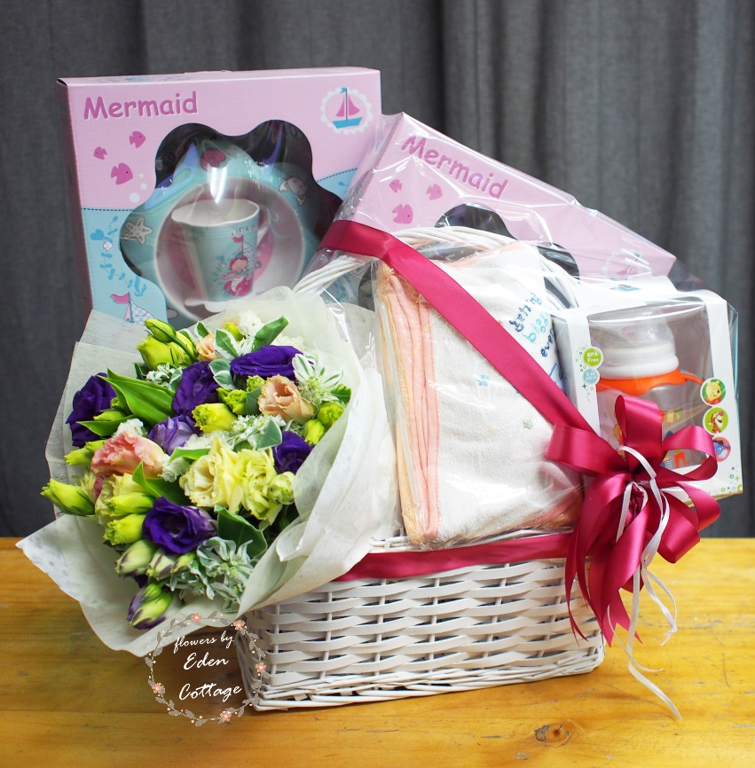Baby Gifts Hamper NB34