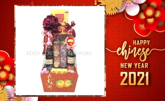 Chinese New Year Hampers Singapore 2021