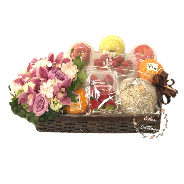Japanese Premium Fruits with Flowers FF19