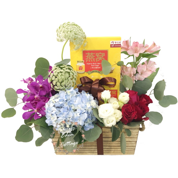 Latest Designs Flower Delivery In Singapore Eden Cottage Flowers